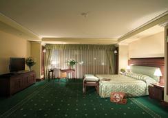 索非亞格蘭德酒店 - 索非亞 - 臥室