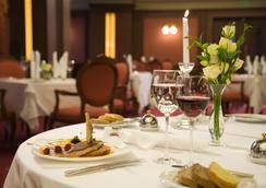 索非亞格蘭德酒店 - 索非亞 - 餐廳
