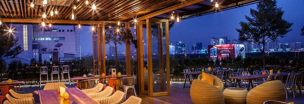 Metro Pratunam Boutique Hotel - 曼谷 - 餐廳