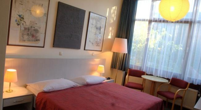 Berlin Art Hotel - Gyumri - 臥室