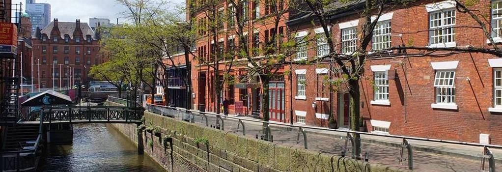 Le Ville Hotel - 曼徹斯特 - 建築