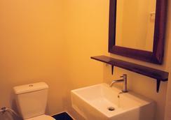 奧斯特旅館 - 烏汶 - 浴室