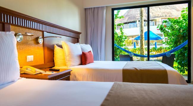 The Reef Coco Beach Resort - Playa del Carmen - 臥室