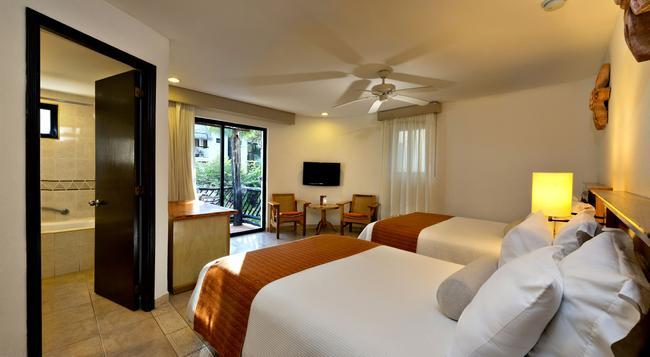 The Reef Playacar Beach Resort - Playa del Carmen - 臥室