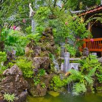 Yangshuo Scenic Mountain Retreat Property Grounds