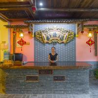 Yangshuo Scenic Mountain Retreat Reception