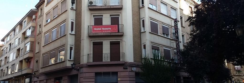 Hostal Navarra - 薩拉戈薩 - 建築
