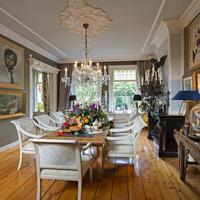 Breitner House Breakfast Area