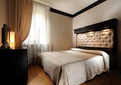 阿巴澤亞酒店 - 威尼斯 - 臥室
