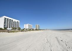 Holiday Sands North On the Boardwalk - 默特爾比奇 - 海灘