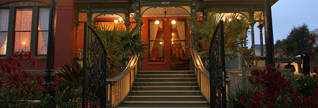 Britt Scripps Inn - 聖地亞哥 - 建築