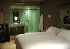 Aladdin Hotel - Couples Only - Miami Springs - 臥室
