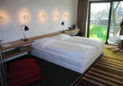 昂貝弗拉斯設計酒店 - 不萊梅 - 臥室