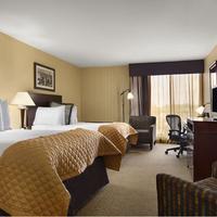 Wyndham Garden Hotel Newark Airport Double Room