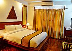 Chanthapanya Hotel - 永珍 - 臥室