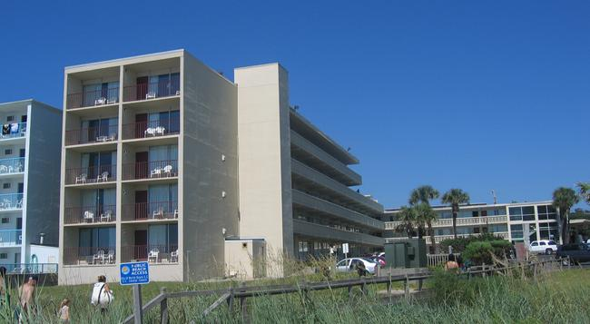 Oceanfront Viking Motel - 默特爾比奇 - 建築