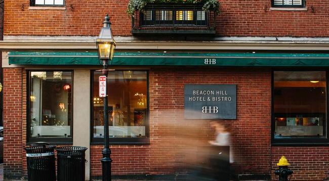 Beacon Hill Hotel & Bistro - 波士頓 - 建築