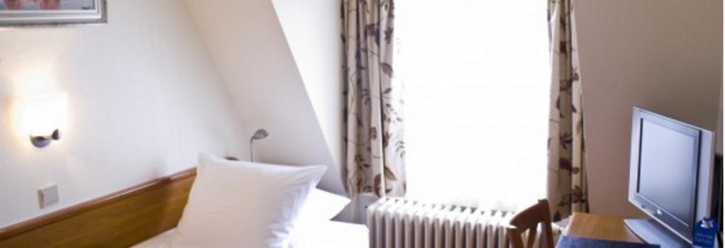 Hotel Aalders - 阿姆斯特丹 - 臥室