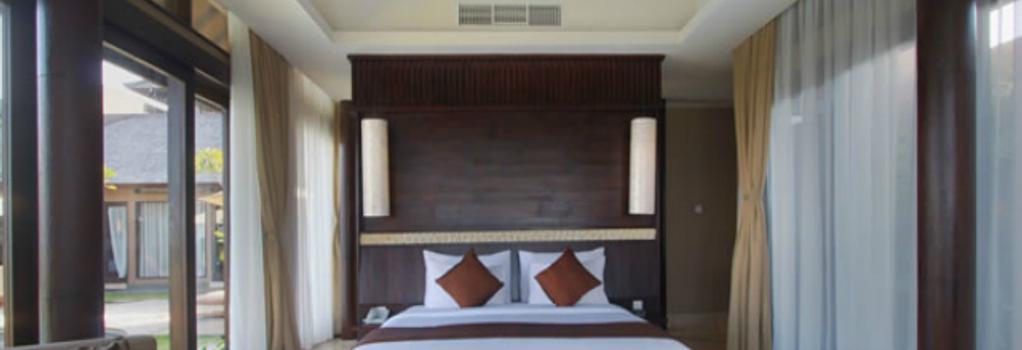 Ulu Segara Luxury Suites & Villas - South Kuta - 臥室