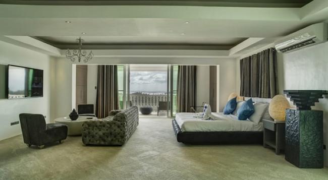 Lingganay Boracay Hotel Resort - Malay - 臥室