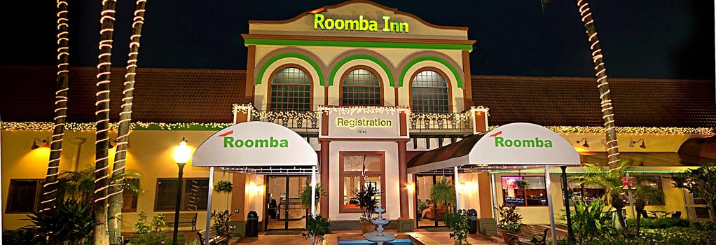 Roomba Inn & Suites at Old Town - 基西米 - 建築