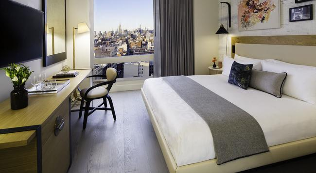 Hotel 50 Bowery Nyc - 紐約 - 臥室