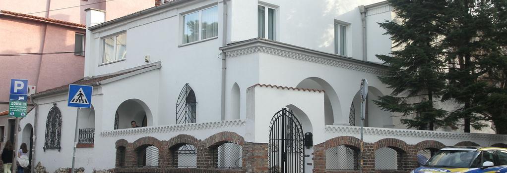 Garni Hotel DUM - 貝爾格萊德 - 建築