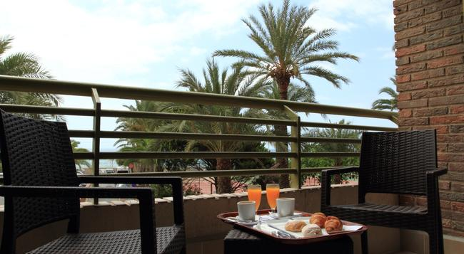 Hotel Albahia - 阿利坎特 - 臥室