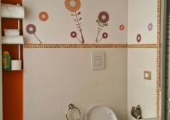 Ilarie - 克羅托內 - 浴室