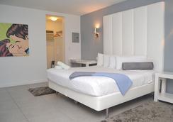 皇家棕櫚度假酒店及水療中心 - 勞德代爾堡 - 臥室