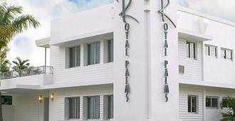 皇家棕櫚度假酒店及水療中心 - 勞德代爾堡 - 建築