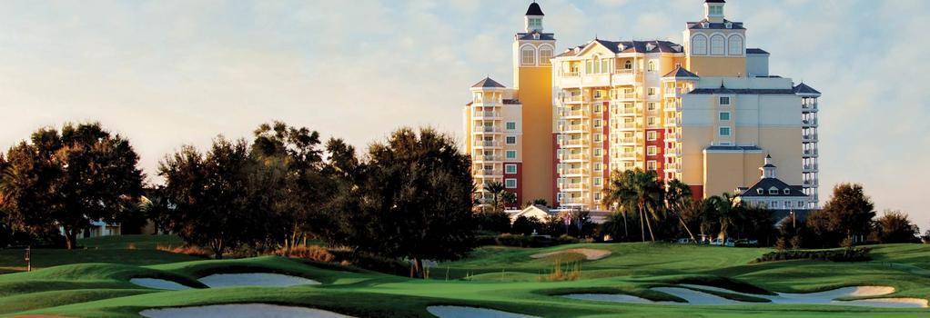 Reunion Resort, A Salamander Golf & Spa Resort - 基西米 - 建築