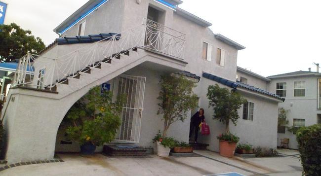 Ocean Park Inn - 聖莫尼卡 - 建築