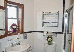 藍月精品旅館 - 紐約 - 浴室
