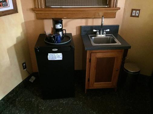 藍月精品旅館 - 紐約 - 客房設備