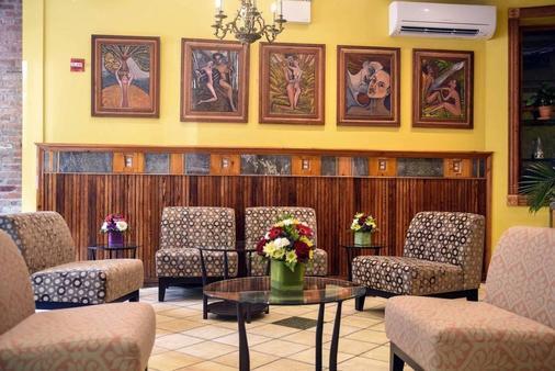 藍月精品旅館 - 紐約 - 大廳