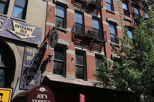 藍月精品旅館 - 紐約 - 建築