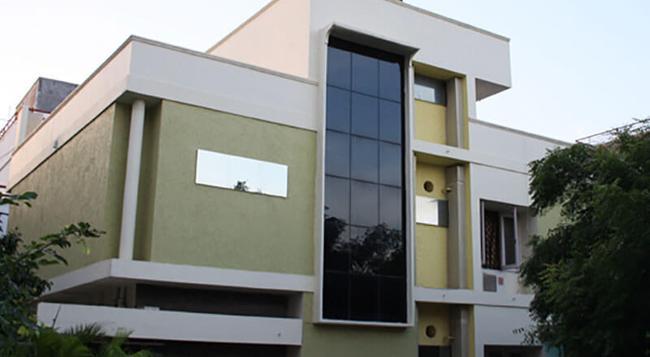 Falcons Nest Banjara Hills - 海得拉巴 - 建築