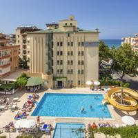Kleopatra Beach Hotel Outdoor Pool
