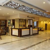 Kleopatra Beach Hotel Lobby