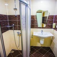 Kleopatra Beach Hotel Bathroom