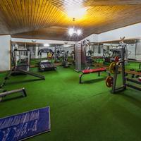 Kleopatra Beach Hotel Fitness Facility