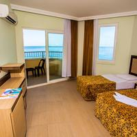 Kleopatra Beach Hotel Guestroom