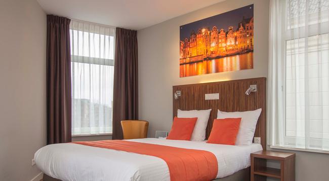 Linden Hotel - 阿姆斯特丹 - 臥室