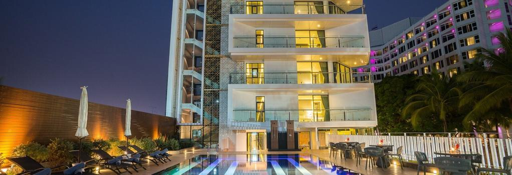 Mera Mare Hotel - 芭達亞 - 建築