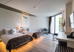 梅拉馬雷酒店 - 芭達亞 - 臥室