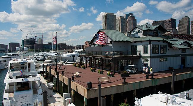 Boston Yacht Haven Inn & Marina - 波士頓 - 建築
