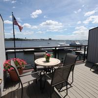 Boston Yacht Haven Balcony