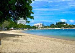 博里瓦奇酒店 - 努美阿 - 海灘