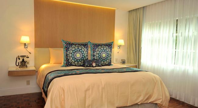 Maria Condesa Hotel & Suites - 墨西哥城 - 臥室